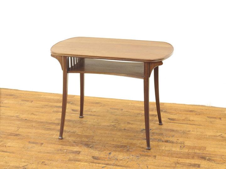 アールヌーボー テーブル アンティーク家具