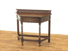 アンティーク家具 コンソール サイドテーブル