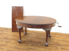 アンティーク家具 ウィンドアウトテーブル 55151