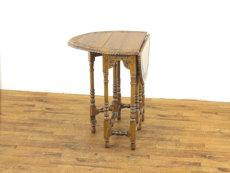 折りたたみ式テーブル アンティークフレックス