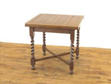 ミニドローリーフテーブル アンティークフレックス