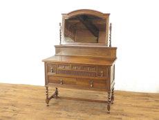 イギリスアンティーク家具 ドレッサー 鏡台