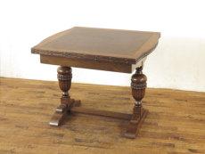 ドローリーフテーブル 食卓テーブル アンティーク