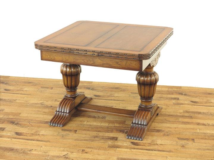 ドローリーフテーブル アンティークフレックス
