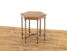 八角形のサイドテーブル 62917
