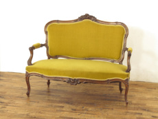アンティーク家具 ルイ15世様式 ソファ