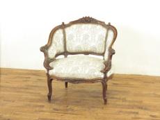 アンティーク家具 ルイ15世様式 ソファー