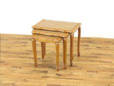 フランスネストテーブル アンティークフレックス